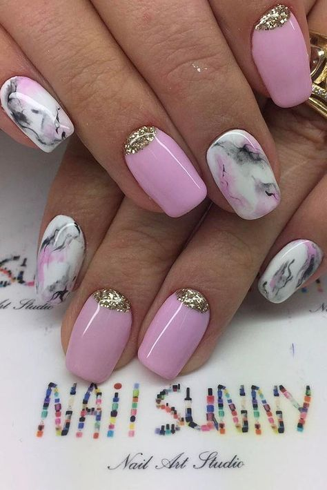 Fresh Summer Nail Art Pictures, Photos, And Images For