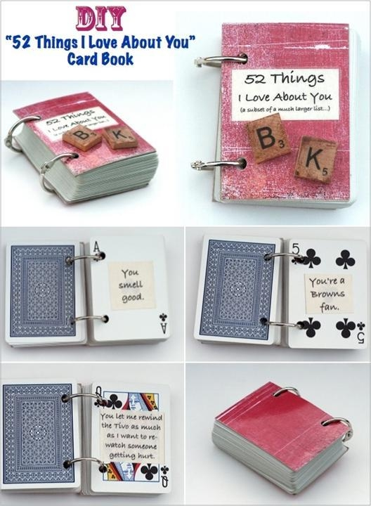 reasons why i love you craft ideas diy book pictures photos and images for 8140
