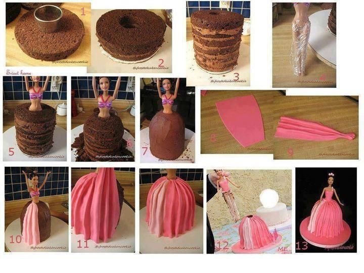 DIY Girls Cake Pictures Photos And Images For Facebook