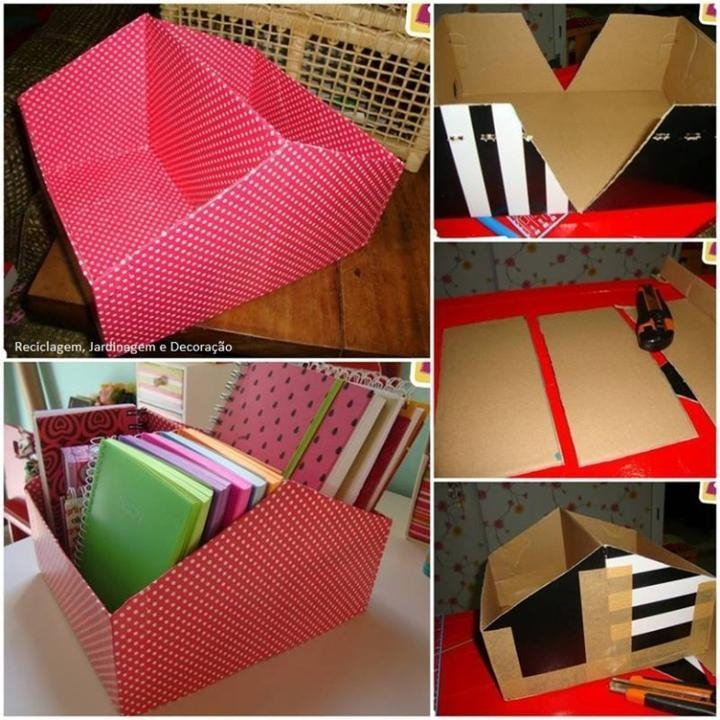 Storage box diy plans