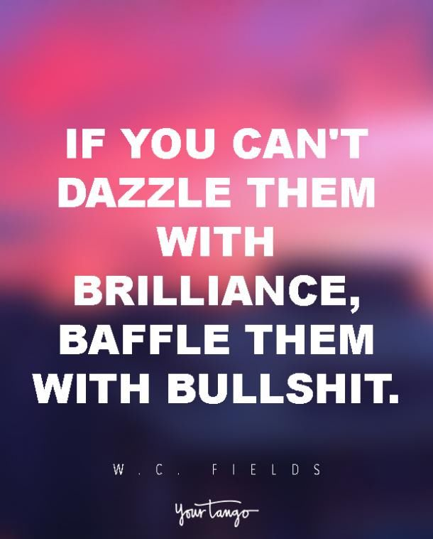 If You Can't Dazzle Them With Brilliance.... Pictures