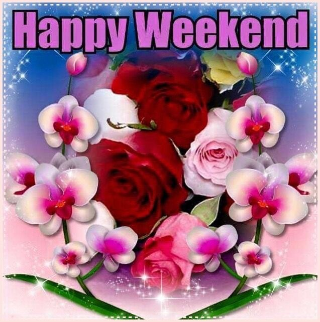 Happy Weekend Pictures, Photos, and Images for Facebook ...