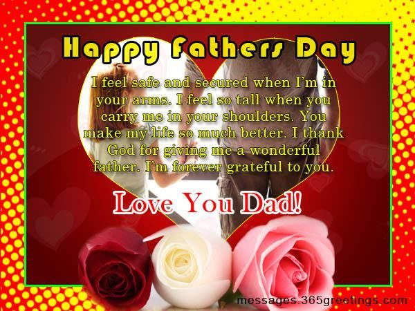 Valentines Day Quotes For Dad From Daughter: Happy Father's Day Love You Dad Pictures, Photos, And