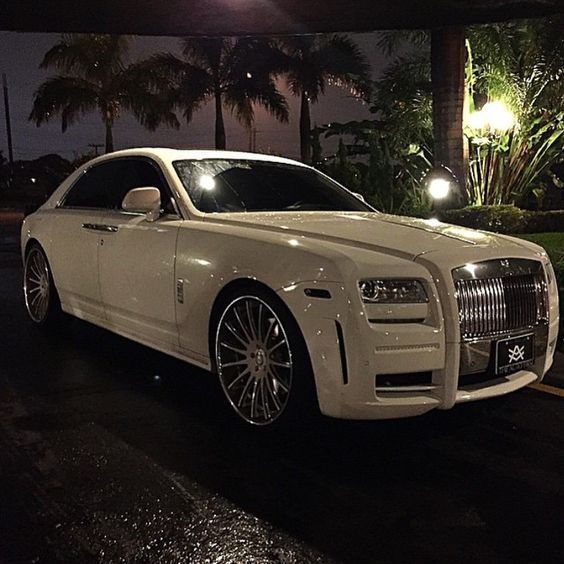 Rolls Royce Ghost Pictures, Photos, And Images For