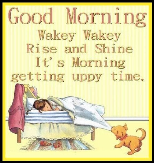 Good Morning Quotes Rise And Shine : Good morning wakey rise and shine pictures photos