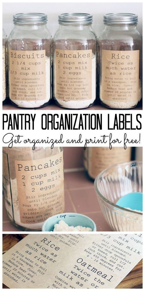 Pantry Organization Labels Pictures Photos And Images