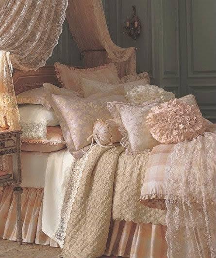 31074 romantic bed