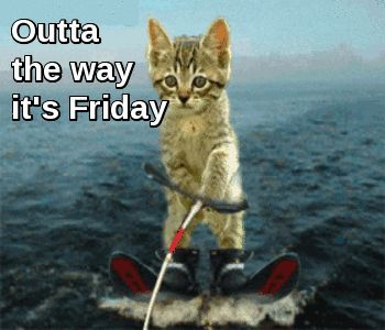 Outta The Way It S Friday Pictures Photos And Images For
