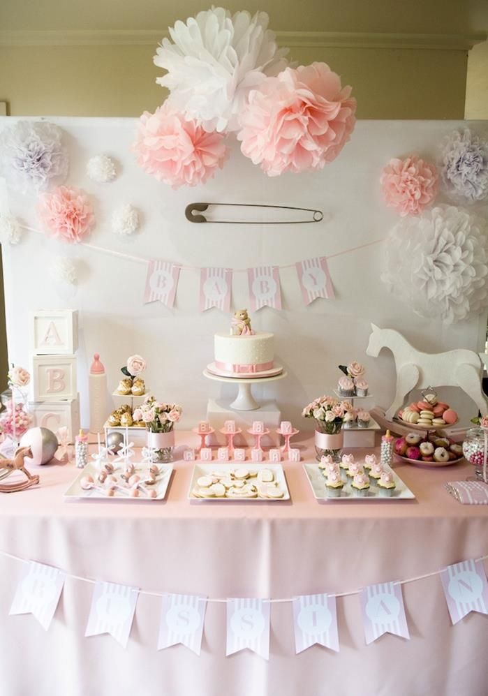 Pink Rocking Horse Baby Shower Idea Pictures Photos And Images For Facebook Tumblr Pinterest And Twitter