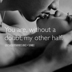 You Are, Without A Doubt, My Other Half Pictures, Photos ...