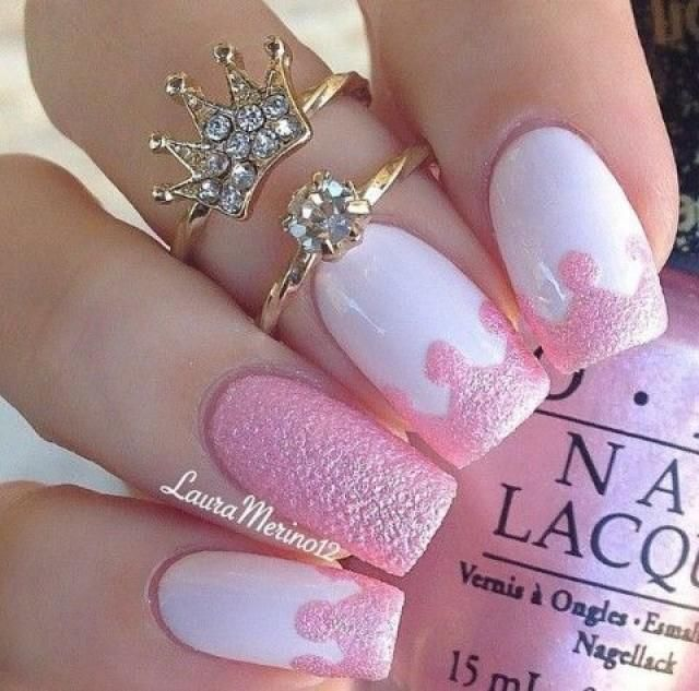 Lovely Pink Nail Art - Lovely Pink Nail Art Pictures, Photos, And Images For Facebook