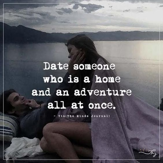 How do you date someone