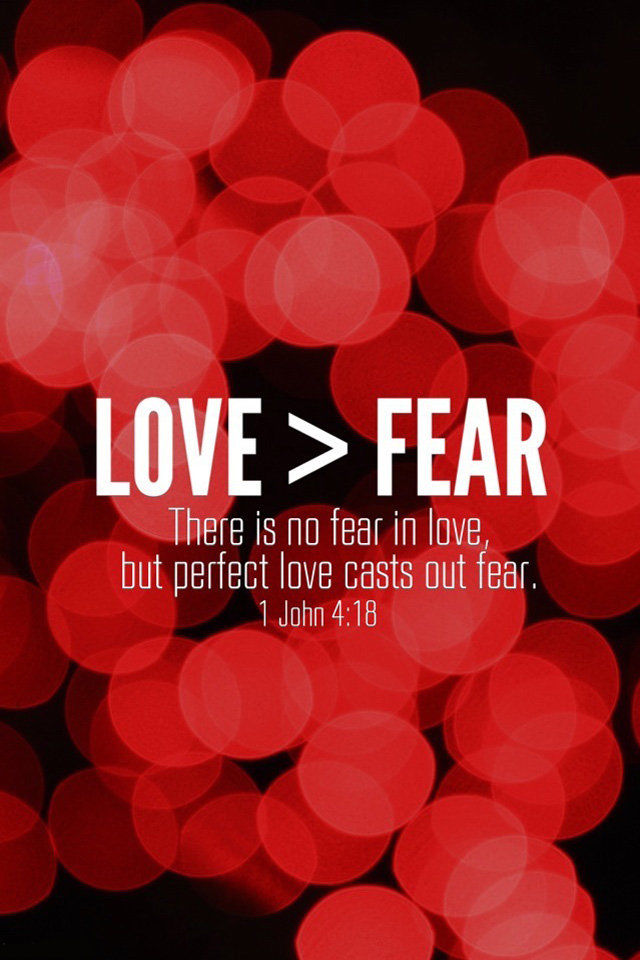 Love Vs Fear Pictures, Photos, and Images for Facebook