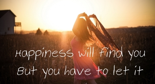 happiness will find you pictures photos and images for