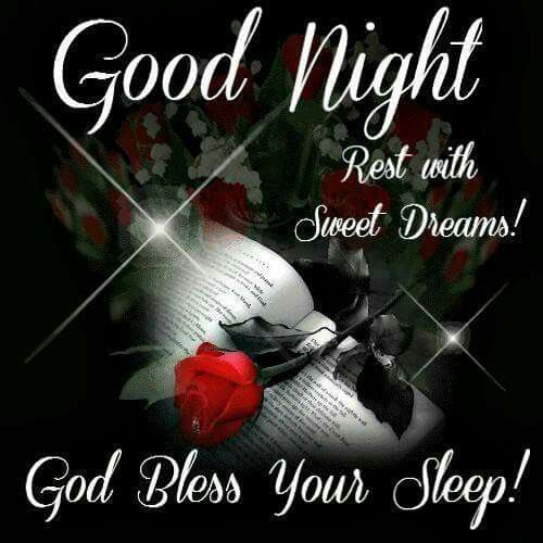 Good Night, God Bless Your Sleep! Pictures, Photos, And