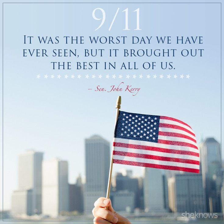 9-11. It Was The Worst Day We Have Ever Seen, But It ...