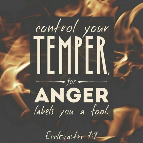 Quotes About Anger And Rage: Control Your Temper For Anger Labels You A Fool Pictures