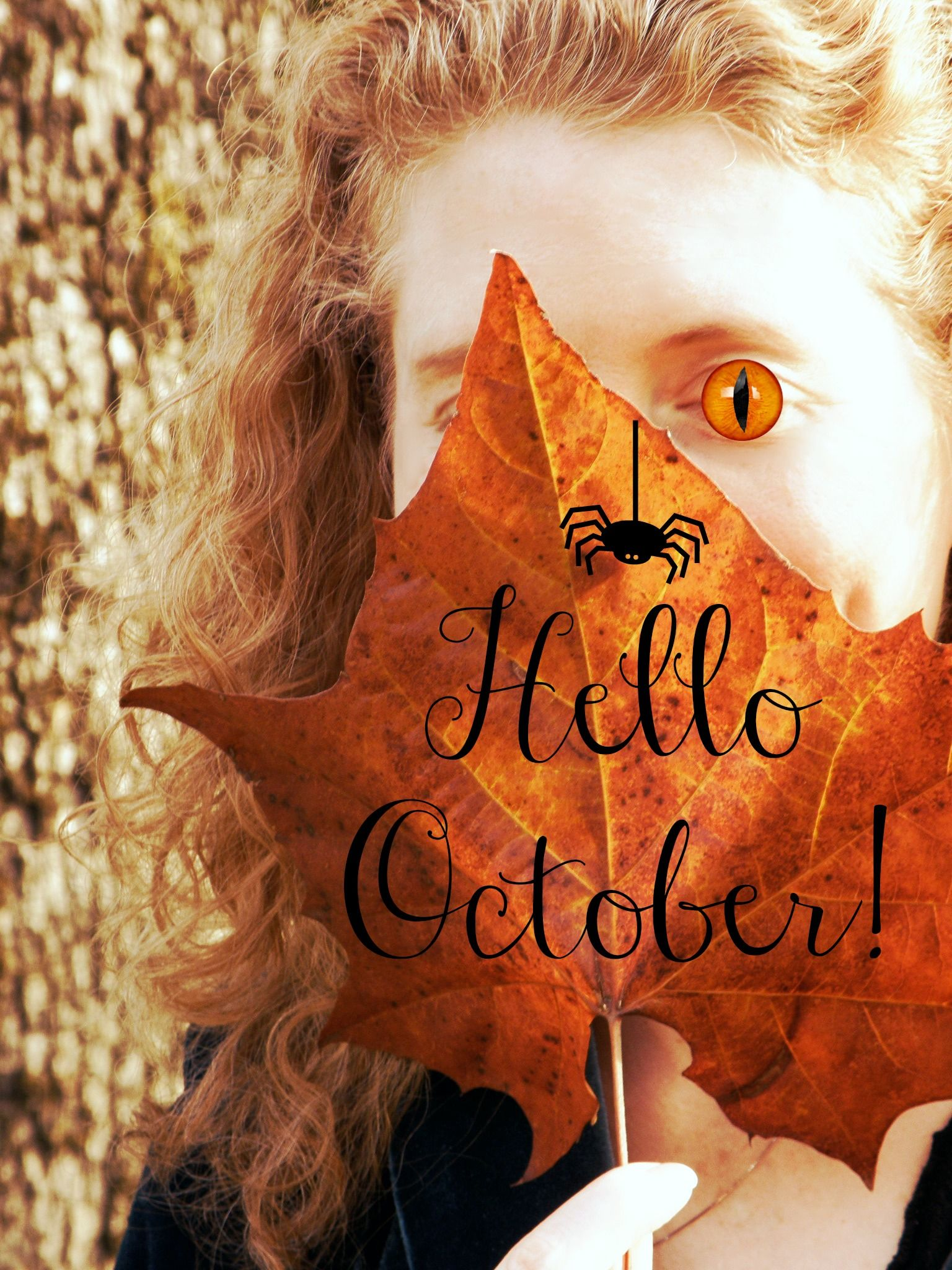 Hello October Pictures, Photos, and Images for Facebook, Tumblr, Pinterest, a...