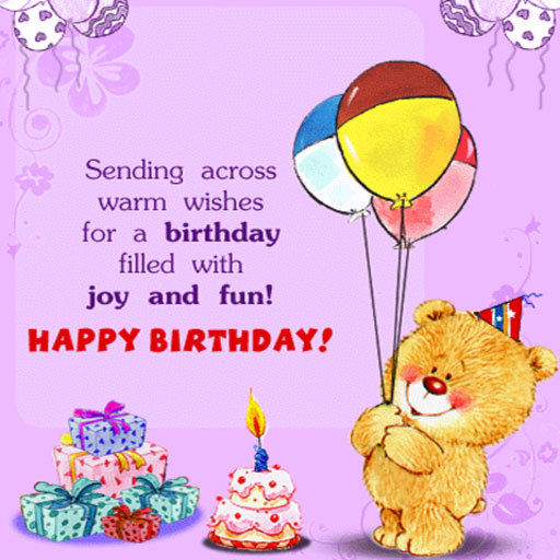Happy Birthday Pictures, Photos, and Images for Facebook, Tumblr, Pinterest, ...