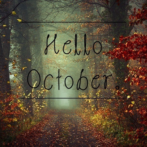78 Best Facebook Cover Photos Images On Pinterest: Hello October Pictures, Photos, And Images For Facebook