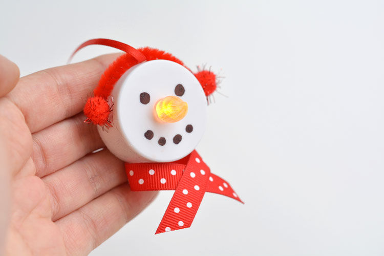 Tea Light Snowman Ornaments Pictures Photos And Images For