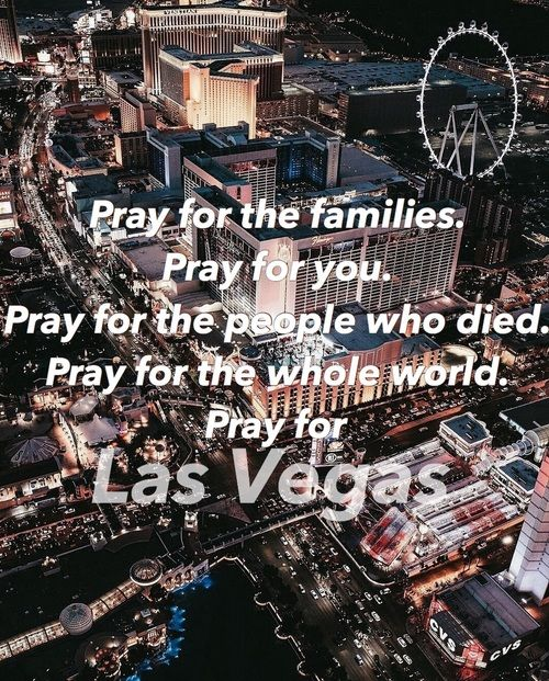 Prayers For Las Vegas Pictures, Photos, And Images For