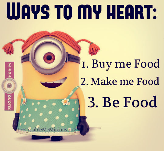 Funny Quotes About Food: Ways To My Heart Pictures, Photos, And Images For Facebook