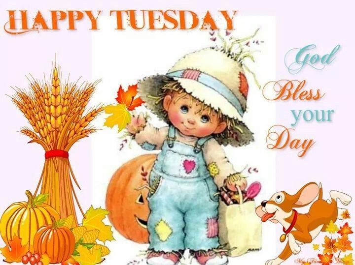 Happy Tuesday God Bless Your Day Pictures, Photos, and