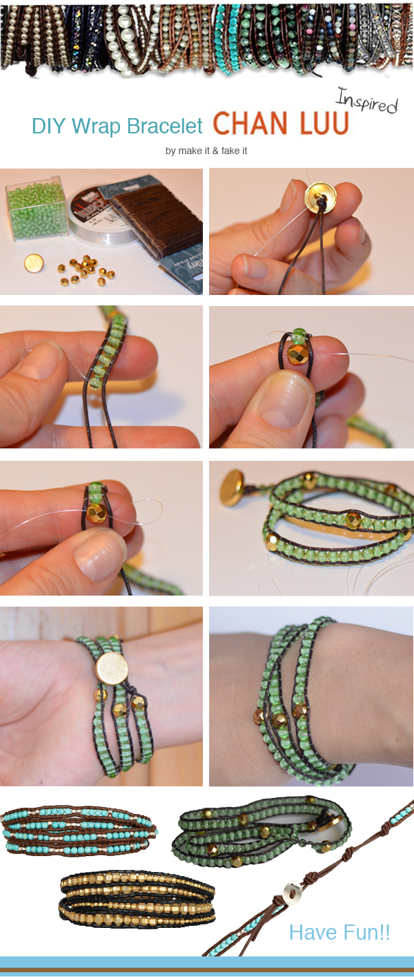 Diy Chan Luu Bracelet Pictures Photos And Images For