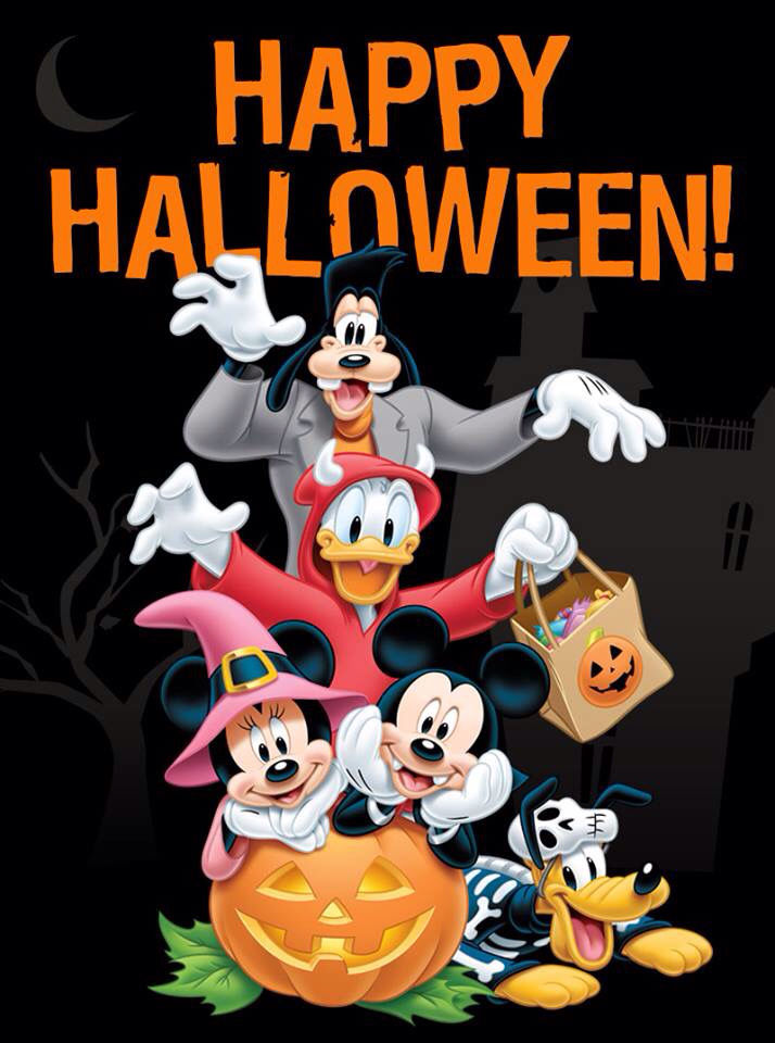 Cute Disney Happy Halloween Quote Pictures Photos And