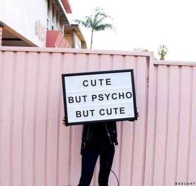 But Psycho
