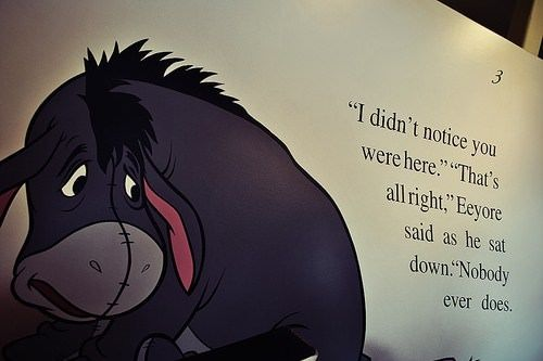 Eeyore Quotes Eeyore Quote Pictures, Photos, and Images for Facebook, Tumblr  Eeyore Quotes