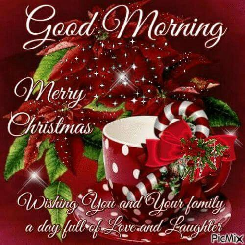 Happy Holidays From My Family To Yours Quotes: Good Morning, Merry Christmas Pictures, Photos, And Images