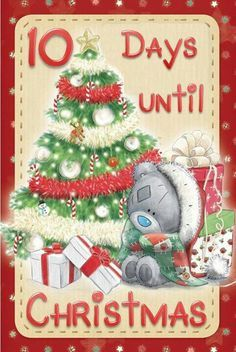 Until Christmas 10 Weeks Till Christmas.10 Days Until Christmas Pictures Photos And Images For