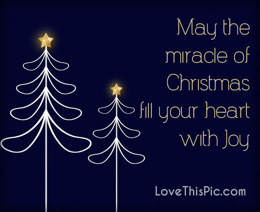 The Miracle Of Christmas.May The Miracle Of Christmas Pictures Photos And Images