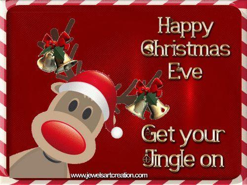 Merry Christmas Eve Get Your Jingle On