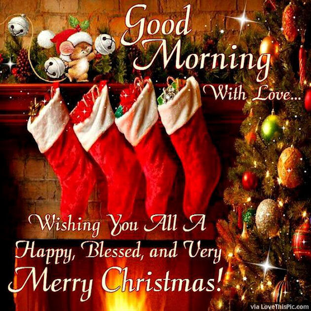 Merry Christmas I Love You.Good Morning Merry Christmas With Love Pictures Photos And