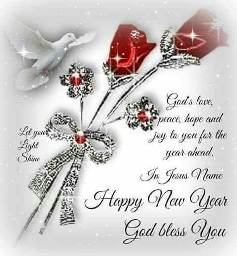 Happy New Year, God Bless You Pictures, Photos, and Images ...