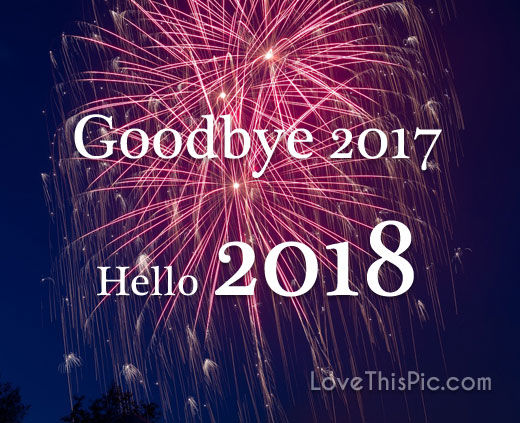 Goodbye 2017 Pictures, Photos, and Images for Facebook ...