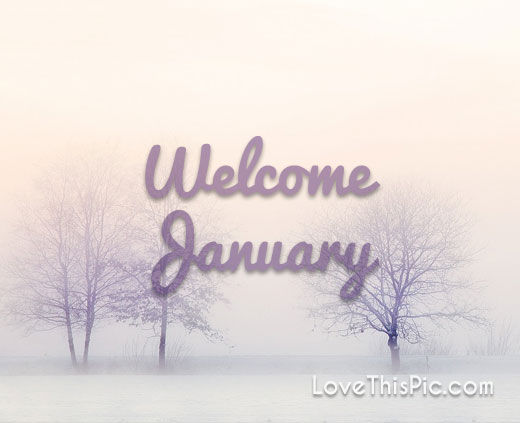 Welcome January Pictures Photos And Images For Facebook