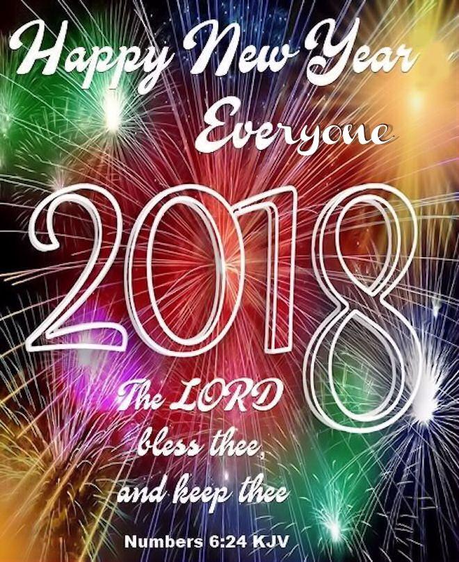 Happy New Year Everyone 8