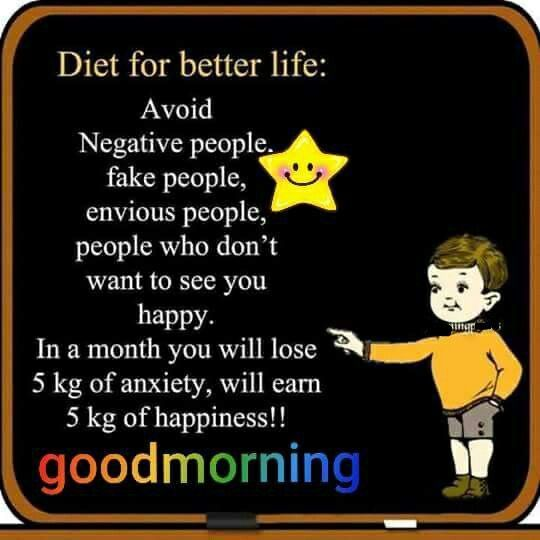 Life Quotes For Good Morning: Good Morning Diet For A Better Life Pictures, Photos, And
