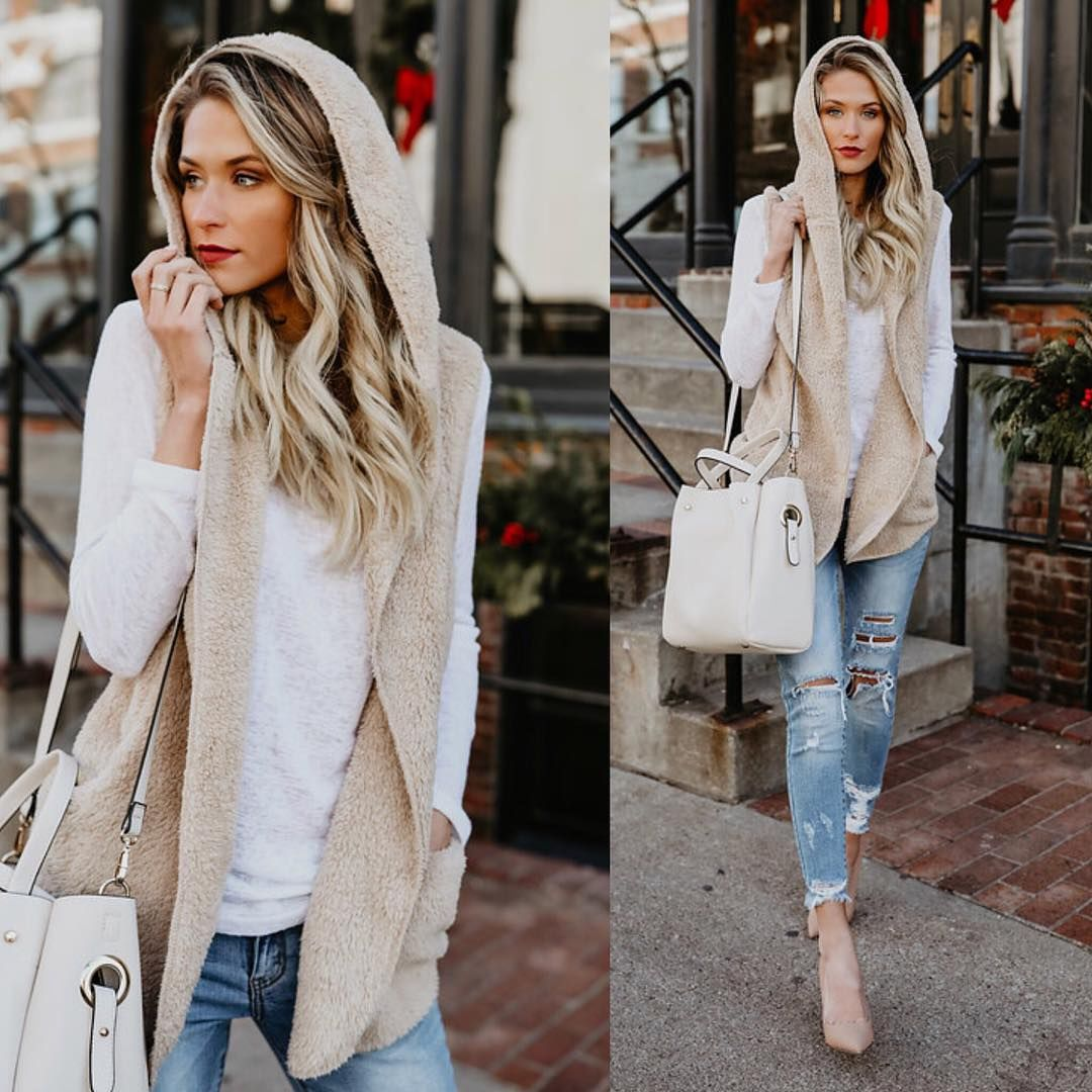 9110ce5203 Beige Vest With White Shirt And Blue Denim Jeans Pictures