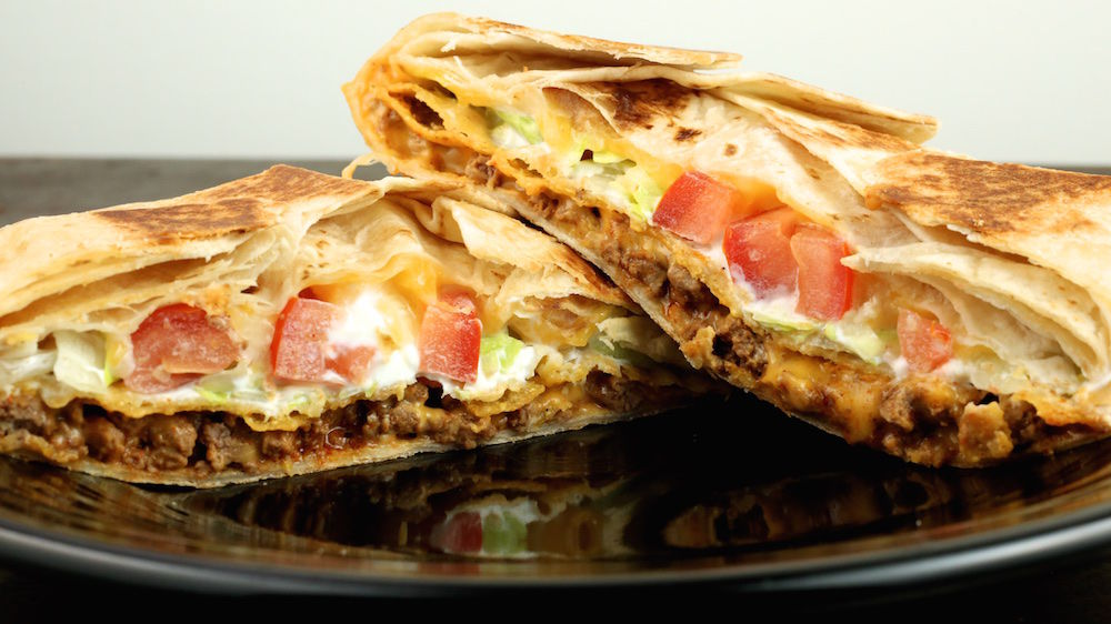 Homemade Crunchwrap Supreme Pictures Photos And Images
