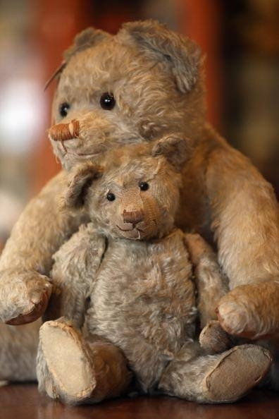 Vintage Steiff Teddy Bears Pictures Photos And Images