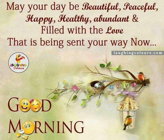 Inspirational Day Quotes: May Your Day Be Beautiful Good Morning Pictures, Photos