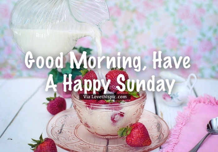 Good Morning Sunday Winter : Good morning cute sunday winter quote pictures photos