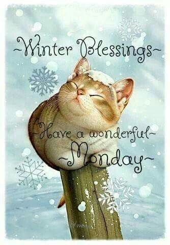 Have A Great Friday Gif Winter Blessings, Have...