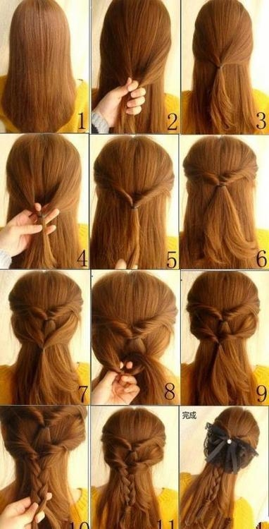 DIY Hair Style Pictures, Photos, and Images for Facebook, Tumblr ...