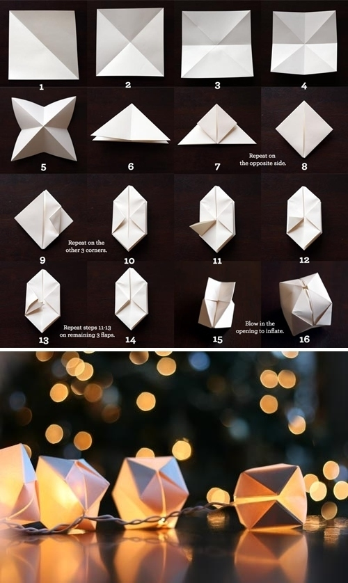 DIY String Lights Pictures, Photos, and Images for Facebook, Tumblr, Pinterest, and Twitter
